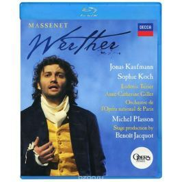 Jonas Kaufmann, Massenet: Werther (Blu-ray)