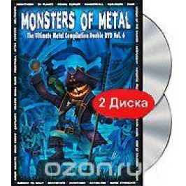 Various Artists: Monsters of Metal - The Ultimate Metal Compilation Vol. 6 (2 DVD)