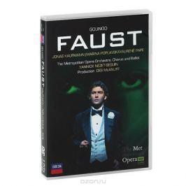 Jonas Kaufmann. Gounod: Faust (2 DVD)
