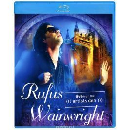 Rufus Wainwright: Live From The Artists Den (Blu-Ray)