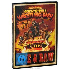 Rock'n'Roll Wrestling Bash: Trashocalypse 2012. Live At The Live Music Hall, Koln, Germany December 1st, 2012