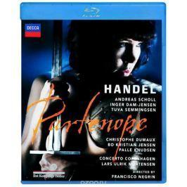Handel, Andreas Scholl, Inger Dam-Jensen: Partenope (Blu-ray)