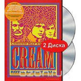 Cream: Royal Albert Hall. London May 2-3-5-6 2005 (2 DVD)