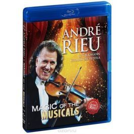 Andre Rieu & The Johann Strauss Orchestra: Magic Of The Musicals (Blu-ray) Концерты