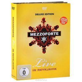 Mezzoforte: Live In Reykjavik. Deluxe Edition (DVD + 2 CD)