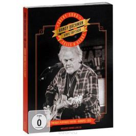 Randy Bachman. Vinyl Tap Tour: Every Song Tells A Story (DVD + CD)