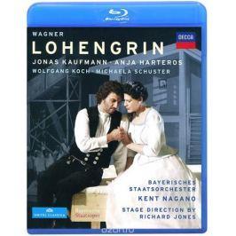 Wagner: Lohengrin. Kaufmann, Harteros, Nagano (Blu-ray)
