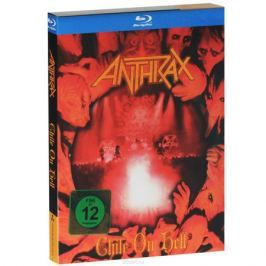Anthrax. Chile on hell (Blu-ray + 2 CD)