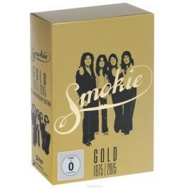 Smokie: Gold. 1975-2015. 40th Anniversary Edition (3 DVD)