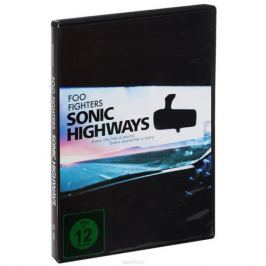Foo Fighters: Sonic Highways (4 DVD)