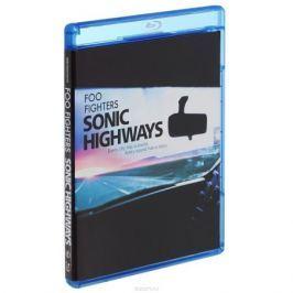 Foo Fighters: Sonic Highways (3 Blu-ray)