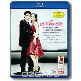 Verdi - La Traviata / Anna Netrebko, Rolando Villazon, Thomas Hampson (Blu-ray)