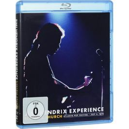 Jimi Hendrix Experience: Electric Church: Atlanta Pop Festival: July 4, 1970 (Blu-ray)