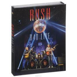 Rush: R40 Live (Blu-ray + 3 CD)