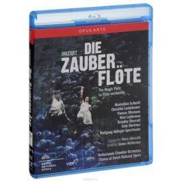 Mark Albrecht: Wolfgang Amadeus Mozart: Die Zauberflote (Blu-ray)