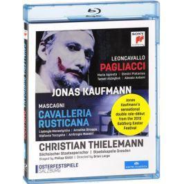 Cavalleria Rusticana / Pagliacci (Blu-ray)