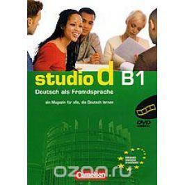 Studio D: Ein Magazin Fur Alle, Die Deutsch Lernen - B1