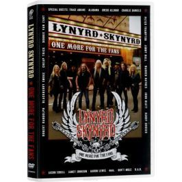 Lynyrd Skynyrd. One More For The Fans (DVD)