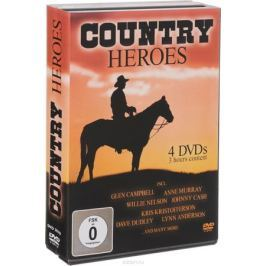 Country Heroes (4 DVD)