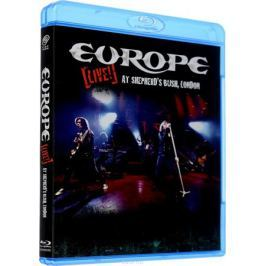 Europe. Live! At Shepherd's Bush, London (Blu-Ray)