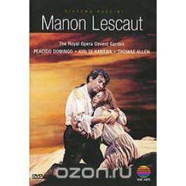 Giacomo Puccini: Manon Lescaut Театральные постановки