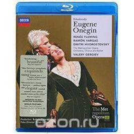 Tchaikovsky, Valery Gergiev: Eugene Onegin (Blu-ray)