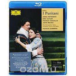 Anna Netrebko - Bellini: I Puritani (Blu-ray)