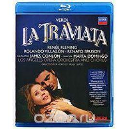 Verdi - La Traviata (Blu-ray) Телевизионные передачи