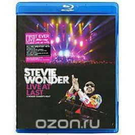 Stevie Wonder: Live At Last (Blu-ray)