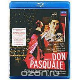 Donizetti: Don Pasquale (Blu-ray)