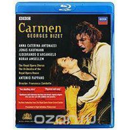 Bizet, Antonio Pappano: Carmen (Blu-ray)