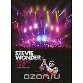 Stevie Wonder: Live At Last Концерты