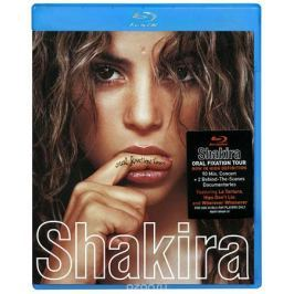 Shakira: Oral Fixation Tour (Blu-ray + CD) Концерты