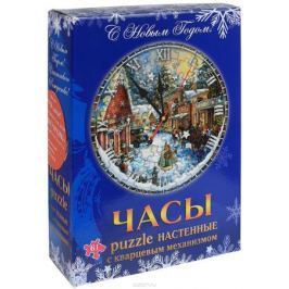 Новогодний сувенир (Часы-puzzle + DVD Щелкунчик. Волшебный мир балета)
