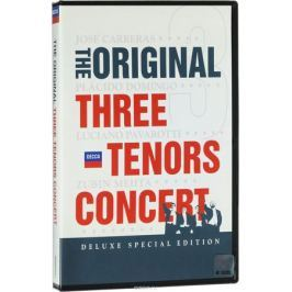 The Original Three Tenors Concert (2 DVD)