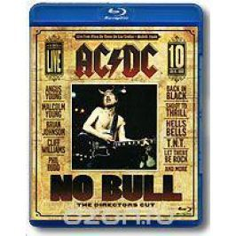 AC/DC: No Bull. The Directors Cut (Blu-ray) Концерты
