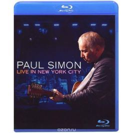 Paul Simon: Live In New York City (Blu-ray)
