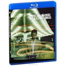 Noel Gallagher's High Flying Birds: International Magic Live at the O2 (Blu-ray + CD)