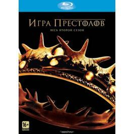 Игра Престолов: Сезон 2 (5 Blu-ray)