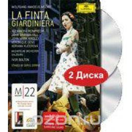 Mozart. La Finta Giardiniera. Bolton (2 DVD)