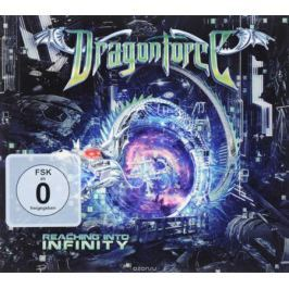Dragonforce: Reaching Into Infinity. Limited Edition (DVD + CD)