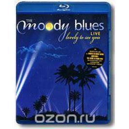 The Moody Blues: Lovely To See You Live (Blu-ray) Концерты