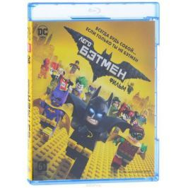 Лего Фильм: Бэтмен (Blu-ray)