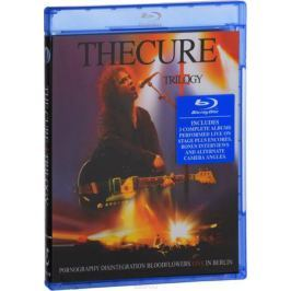 The Cure: Trilogy (Blu-ray)