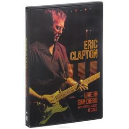 Eric Clapton: Live In San Diego: With Special Guest Jj Cale