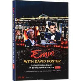 Emin With David Foster: Эксклюзивное шоу на Дворцовой площади. Live (DVD+CD)