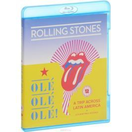The Rolling Stones: Ole Ole Ole!: A Trip Across Latin America (Blu-ray)