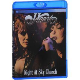 Heart: Night At Sky Church (Blu-ray)