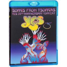 Yes: Songs From Tsongas / Yes: 35th Anniversary Consert: Special Edition (Blu-ray)