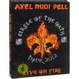Axel Rudi Pell: Live On Fire (2 DVD)